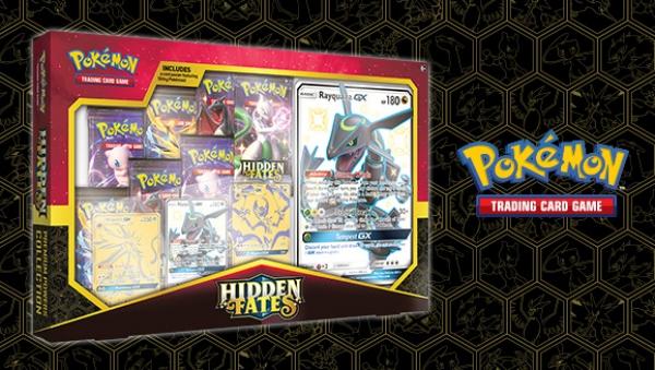 Pokemon CCG: Hidden Fates Premium Powers Collection (ALLOCATED)