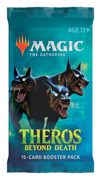 Magic The Gathering: Theros Beyond Death Booster Pack (1)