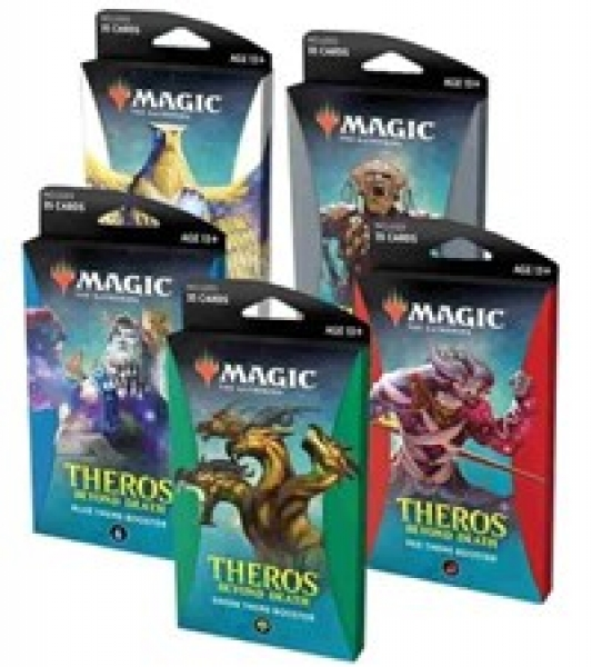 Magic The Gathering: Theros Beyond Death Theme Booster Pack (1)