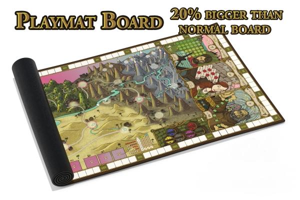 Feudum: Playmat Board