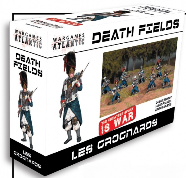 Death Fields Les Grognards