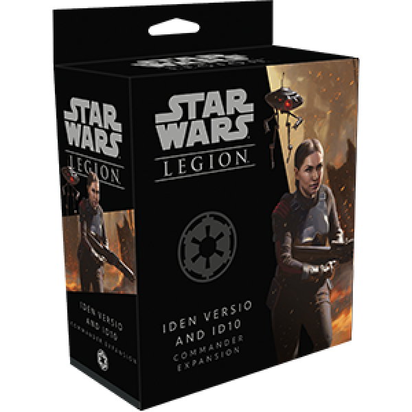 Star Wars: Legion - Iden Versio and ID10 Commander Expansion