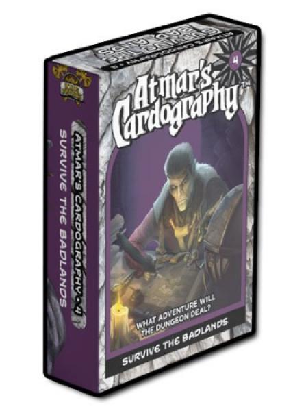Atmar's Cardography: Survive the Badlands