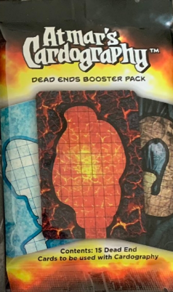 Atmar's Cardography: Dead Ends Booster Pack