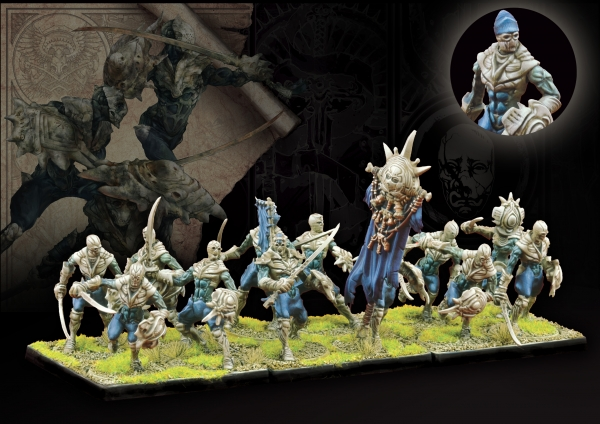 Conquest: The Spires - Vanguard Clones (Dual Kit with VG Infiltrators)