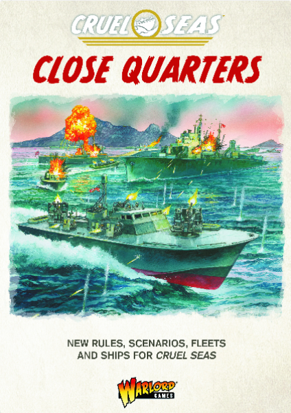 Cruel Seas: Close Quarters! supplement