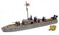 Cruel Seas: Soviet MO-4 Patrol Boat