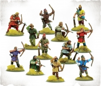 SPQR: Dacia & Sarmatia - Dacian Tribesmen with Bows