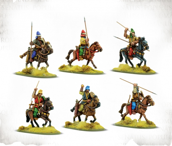 SPQR: Dacia & Sarmatia - Sarmatian Light Cavalry