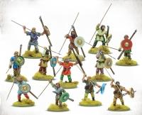 SPQR: Dacia & Sarmatia - Dacian Tribesmen with Javelins