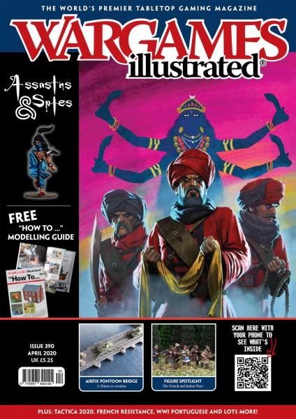 Wargames Illustrated Magazine #390