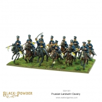 Black Powder: Prussian Landwehr Cavalry