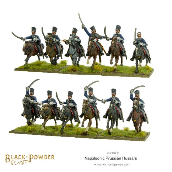 Black Powder: Prussian Hussars