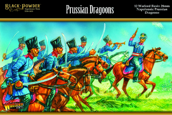 Black Powder: Prussian Dragoons