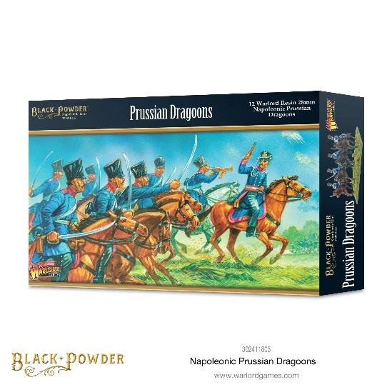 Black Powder: Prussian Dragoons
