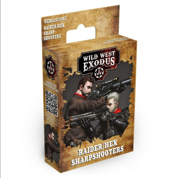 Wild West Exodus:  Raider / Hex Sharpshooters
