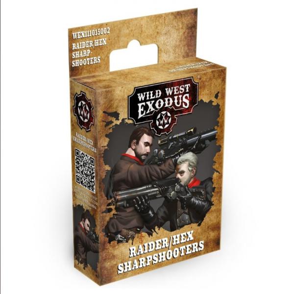 Wild West Exodus:  Raider / Hex Sharpshooters