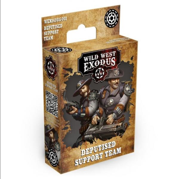 Wild West Exodus:   Deputised Support Team
