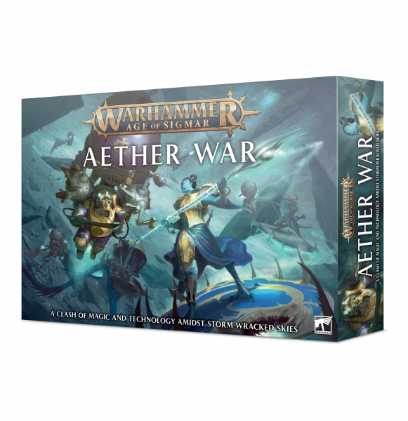 Age of Sigmar: Aether War [ALLOCATED/LIMITED]