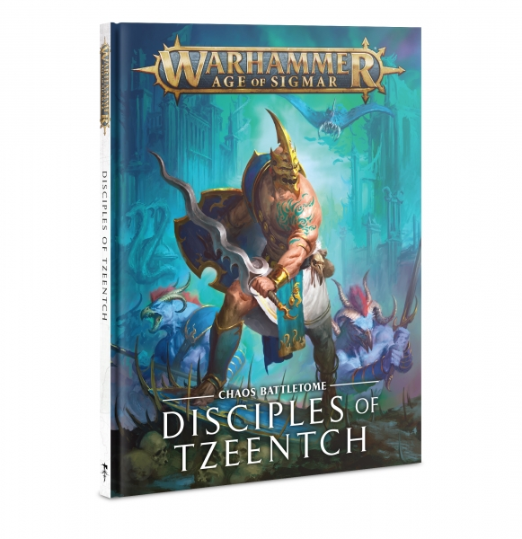 Age of Sigmar: Battletome - Disciples of Tzeentch (HC) (2020)