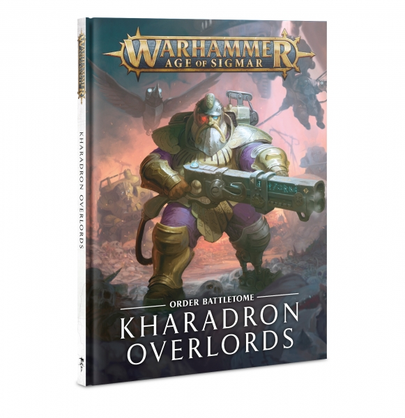 Age of Sigmar: Battletome - Kharadron Overlords (HC) (2020)