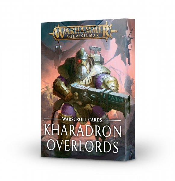Age of Sigmar: Warscroll Cards - Kharadron Overlords (2020)