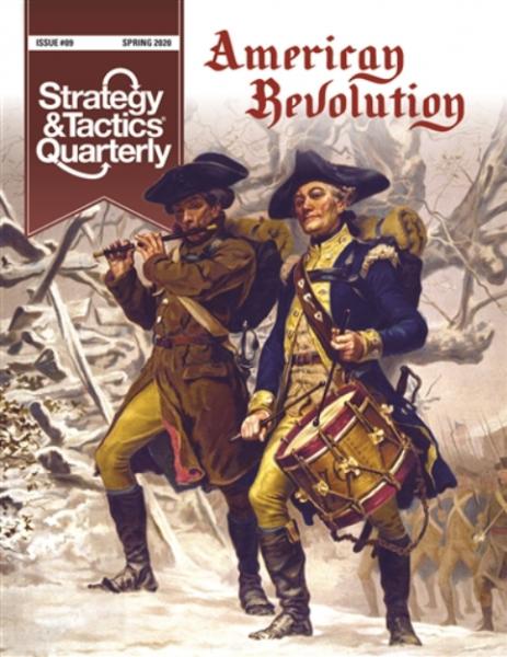 Strategy & Tactics Quarterly #9: American Revolution