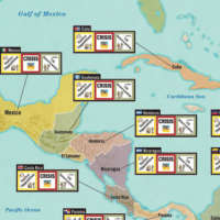 Strategy & Tactics Magazine #322: Banana Wars - Us Intervention in The Caribbean 1898-1935