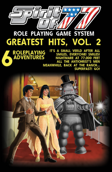 Spirit of 77 RPG: Greatest Hits, Vol. 2