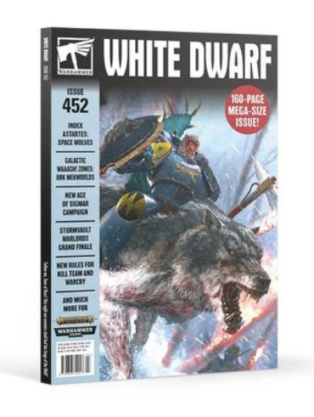 White Dwarf Magazine Issue #452 (MARCH 2020)