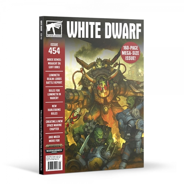 White Dwarf Magazine Issue 454 (MAY 2020)