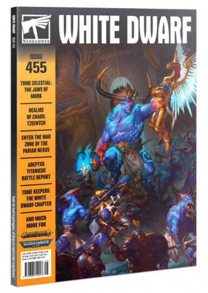 White Dwarf Magazine Issue 455 (AUGUST 2020)