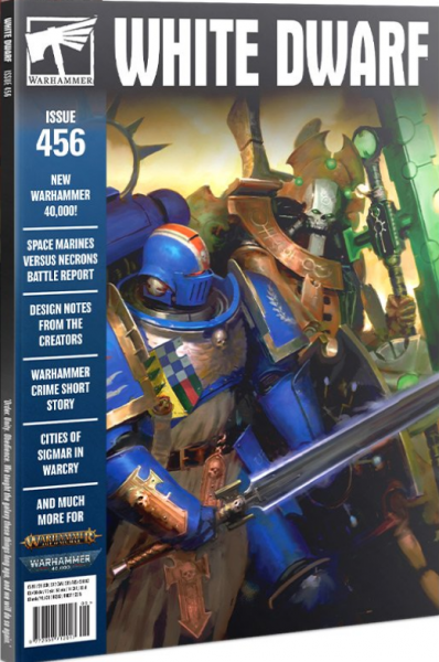 White Dwarf Magazine Issue 456 (SEPTEMBER 2020)
