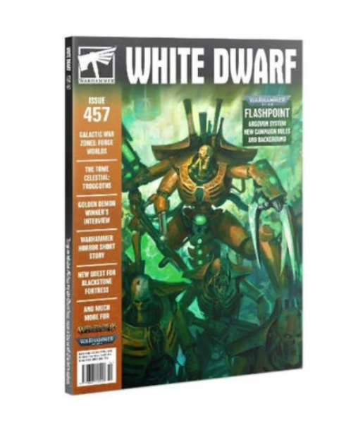 White Dwarf Magazine Issue 457 (OCTOBER 2020)