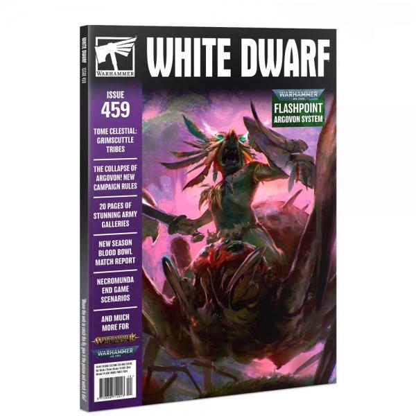White Dwarf Magazine Issue 459 (December 2020)
