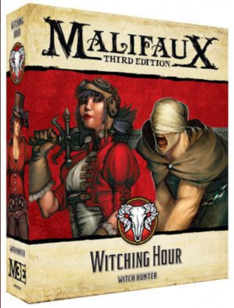 Malifaux (M3E): Witching Hour