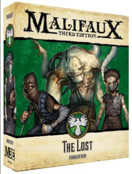 Malifaux (M3E): The Lost