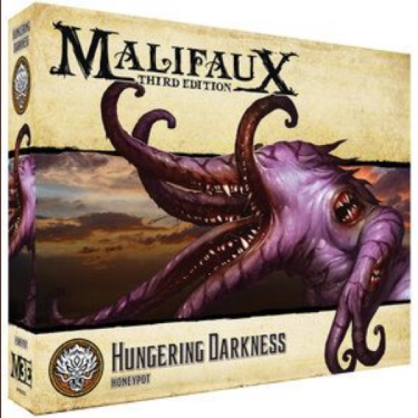 Malifaux (M3E): Alt Hungering Darkness
