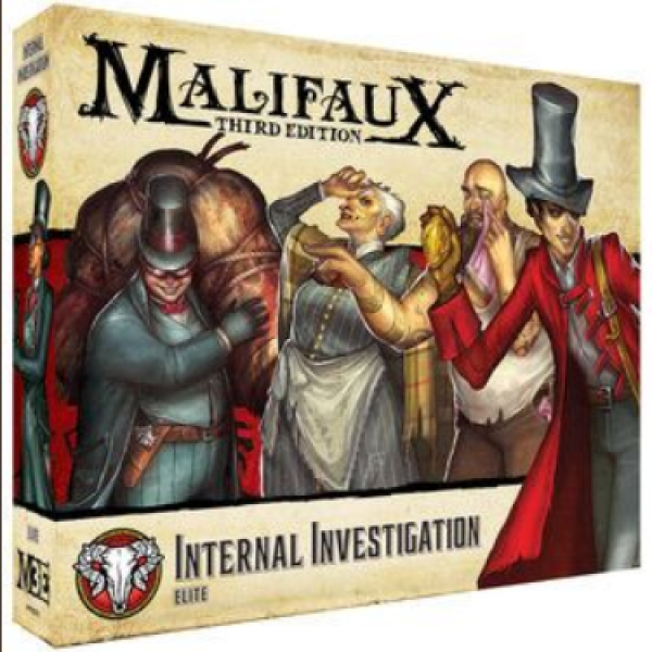 Malifaux (M3E): Internal Investigation