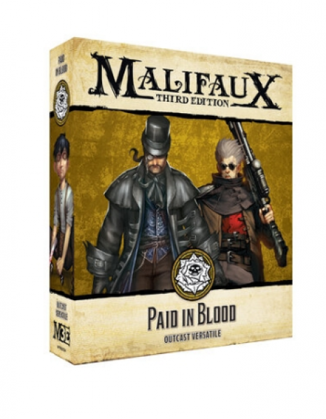 Malifaux (M3E): Paid in Blood