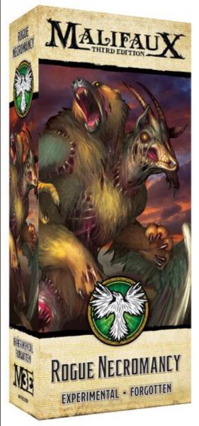 Malifaux (M3E): Alt Rogue Necromancy