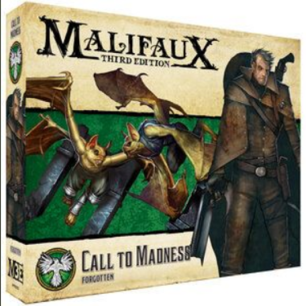 Malifaux (M3E): Call to Madness