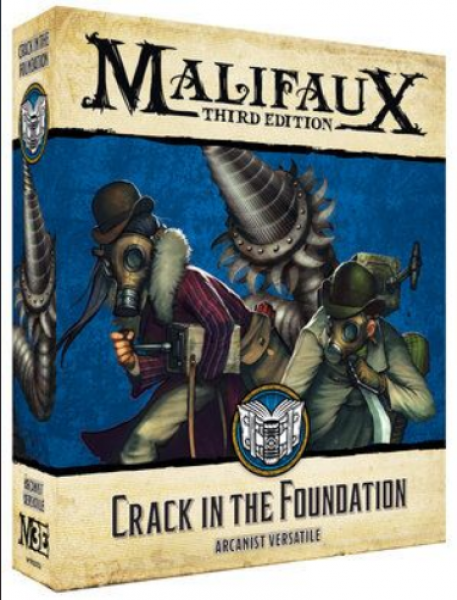Malifaux (M3E): Crack in the Foundation