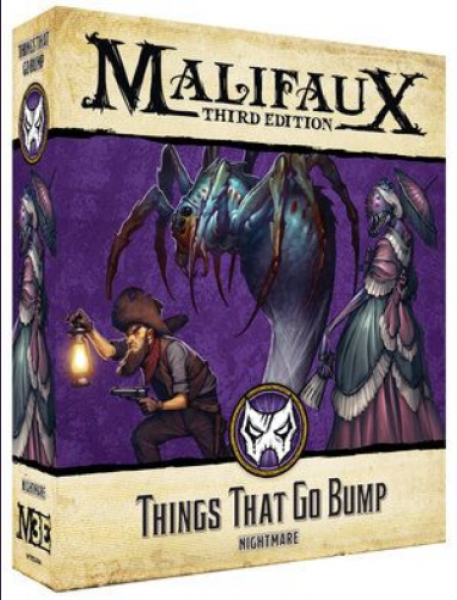 Malifaux (M3E): Things that Go Bump