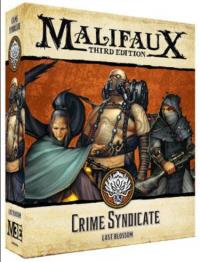Malifaux (M3E): Ten Thunders - Crime Syndicate