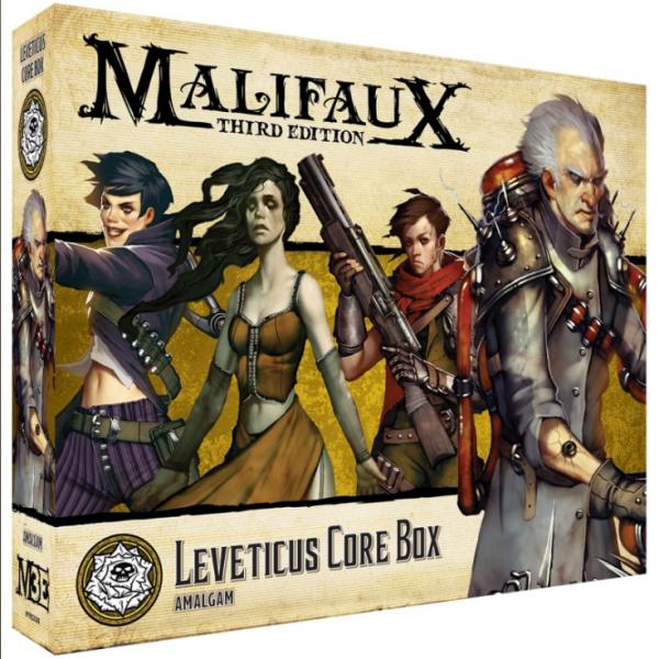 Malifaux (M3E): Leveticus Core Box