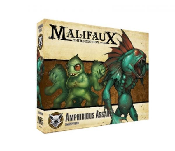 Malifaux (M3E): Amphibious Assault