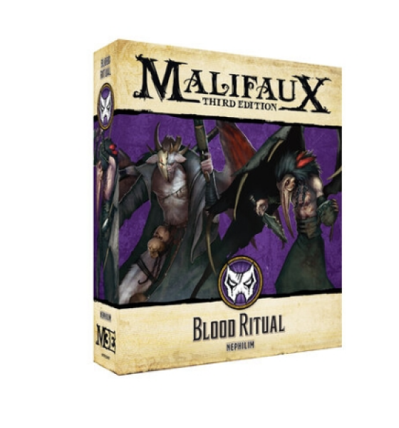 Malifaux (M3E): Blood Ritual