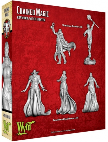 Malifaux (M3E): Chained Magic