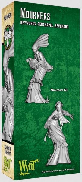 Malifaux (M3E): Mourners